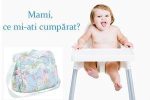 Ghid de shopping pentru primul an al bebelusului
