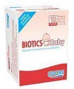 Scapa de problemele digestive cu Biotics si Biotics Baby