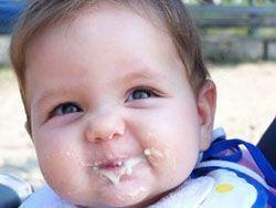 Ghid de alimentatie a bebelusului in functie de varsta