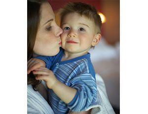 Herpesul labial (perioral) la bebelusi