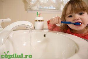 Prevenirea cariilor dentare la copil