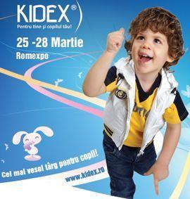 Rila-Iepurila iti da intalnire la Kidex