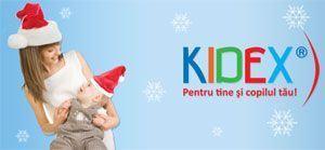 Sarbatorile de iarna incep la Kidex