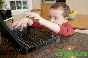 Reducerea timpului petrecut de copil la tv si calculator