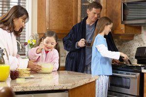 Parinti vitregi, copii din alte casatorii