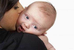 Pielea capului bebelusului, o zona sensibila