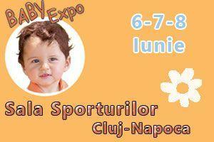 BABY EXPO la Cluj-Napoca