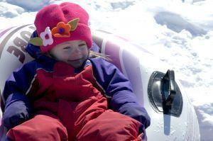 Protectia solara a bebelusului in anotimpul rece