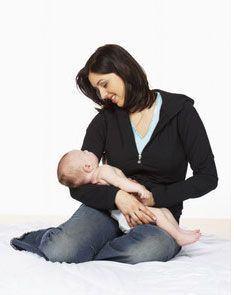 Reflexul de supt la bebelusi