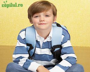Alegerea rucsacului pentru copil
