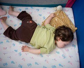 Somnul din timpul zilei la bebelusi