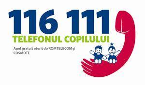 www.telefonulcopilului.ro si www.copilul.ro, parteneri online
