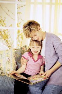 Contactul cu literatura, dezvoltarea corecta a personalitatii copilului