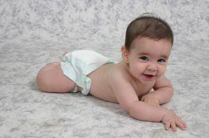 Bebelusul la 1 luna si 1 saptamana