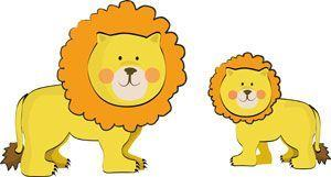Cum se intelege copilul Leu cu fratii din fiecare zodie