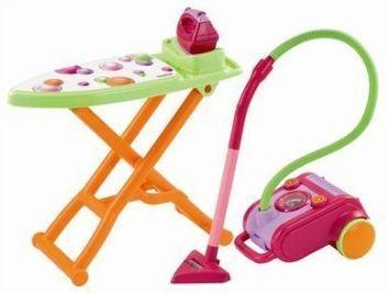 5 jucarii care fac curatenia mai distractiva pentru copil