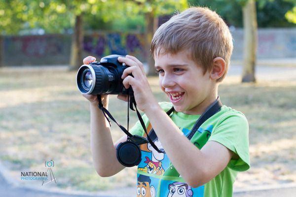 Atelier de povestit in imagini (9 – 15 ani), National Photographic