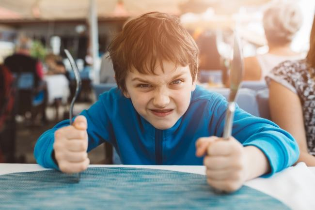 Cum inveti copilul sa aiba mai mult autocontrol