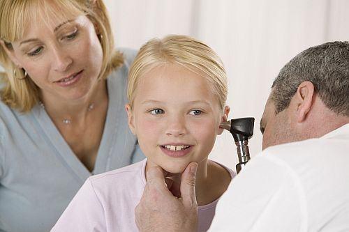 Hipoacuzia sau pierderea auzului la copii