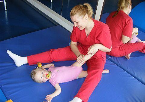 Terapii recuperatorii pentru copii