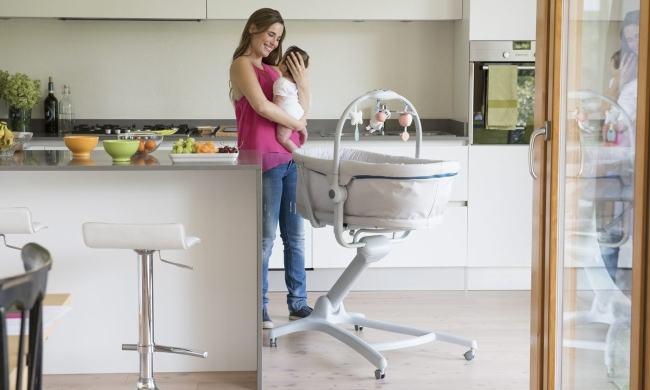 S-a inventat sistemul revolutionar pentru mama si copil