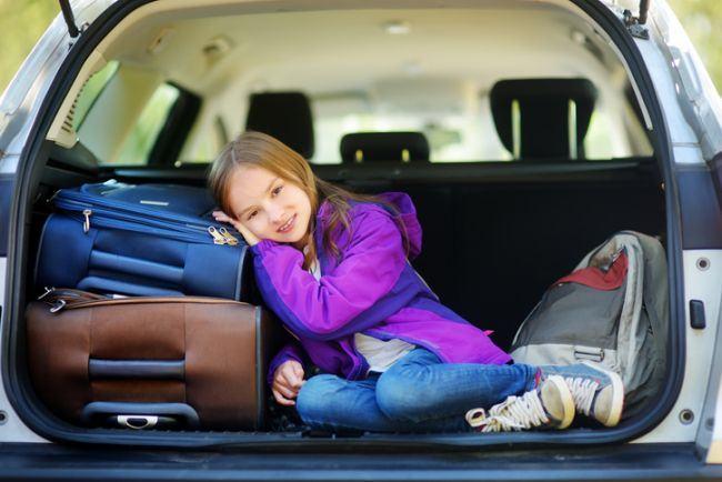 Concediu cu masina - Cum aranjam eficient valizele in portbagaj