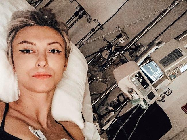 """Cum se simte Andreea Balan dupa a treia operatie: """"Ma lupt cu durerea fizica"""""""