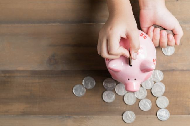 Banii pe intelesul copiilor la orice varsta