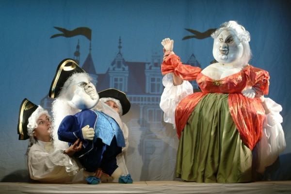 Teatrul Tandarica va reprezenta Romania in cadrul Zilelor Francofoniei, in Portugalia!