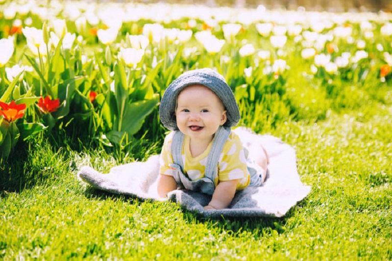 Bebelusii nascuti in mai au o perspectiva mai pozitiva asupra vietii