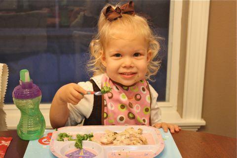Cand introducem telina in alimentatia copilului