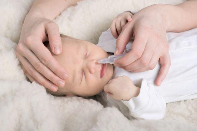 Ce trebuie sa faci cand bebelusul are muci