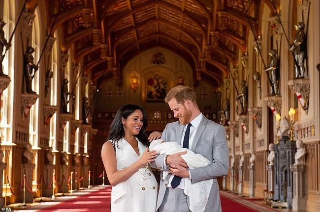 Ce nume au ales Ducii de Sussex pentru bebelusul lor. Au facut anuntul
