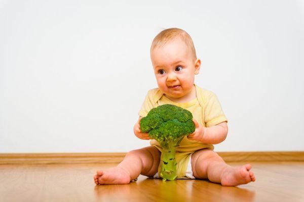 Cand introducem broccoli in alimentatia copilului