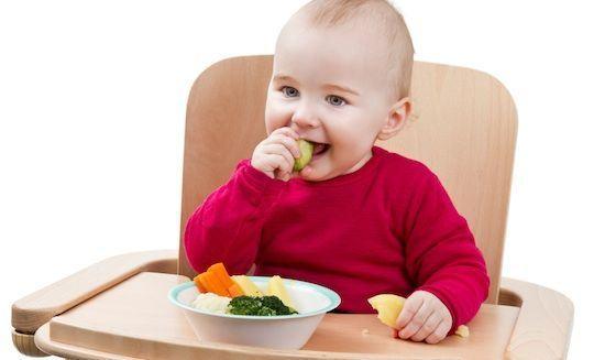 Cand introducem albitura in alimentatia copilului