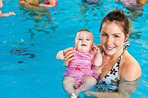 Inotul in piscina dubleaza riscul de astm la copii