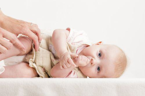 Colicile la bebelusi