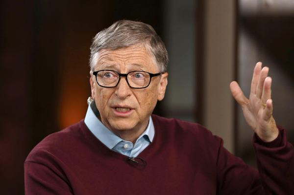 "Bill Gates: ""Scolile ar putea ramane inchise pana in toamna lui 2021"""