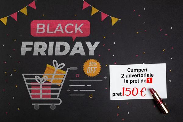 Black Friday la Copilul.ro
