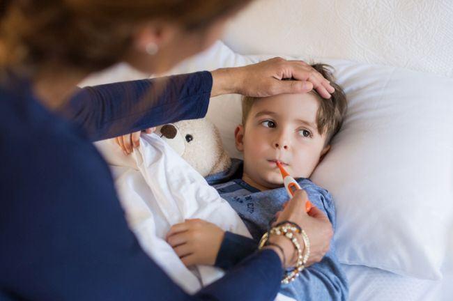 Boli grave in copilarie: Ghid pentru copiii cu varste intre 0-3 ani