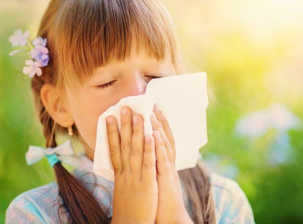 Bolile de primavara la copii