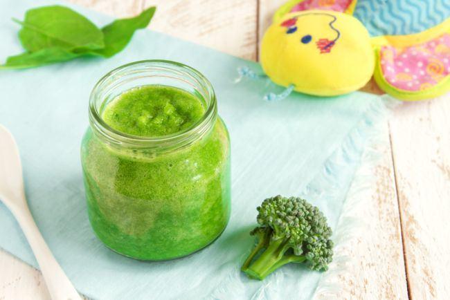 Mei cu broccoli