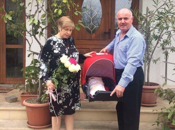 Miracol in viata unor parinti care si-au pierdut fiul in tragedia de la Colectiv
