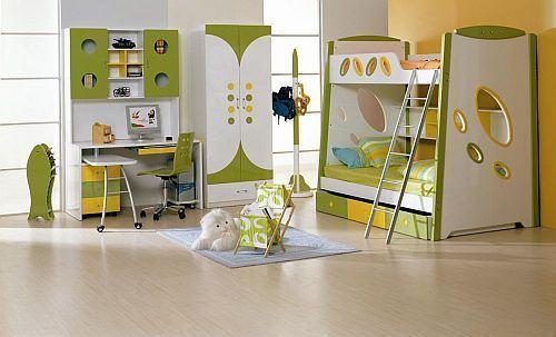 Amenajare Camera Montessori : Decorare camera copii copilul.ro