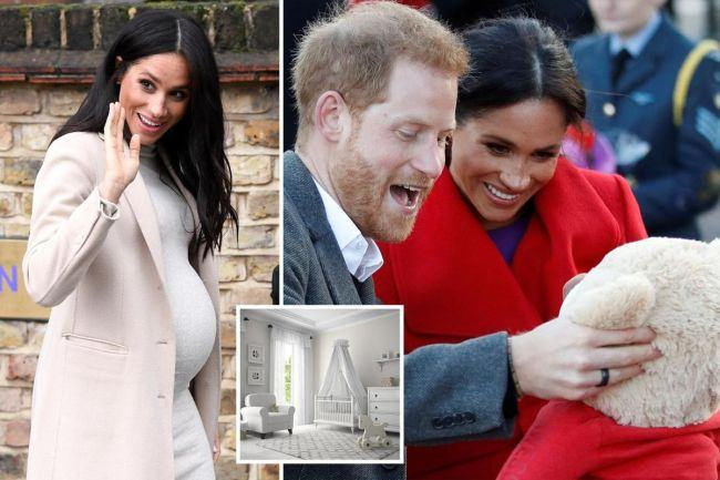 """Meghan Markle i-a pregatit viitorului bebelus o camera """"vegana"""". Ce presupune acest stil"""