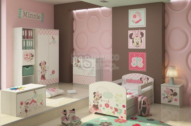 camera_minnie_mouse_fetite_mobilier_copii