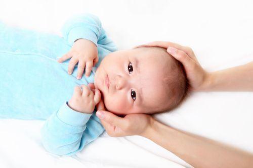 Inchiderea fontanelei bebelusului