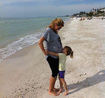 Interviu: Catrinel Sandu, mamica pentru a doua oara