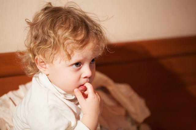 Cearcanele la copii, cand sa te ingrijorezi?