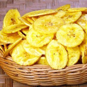 Chipsuri de banane